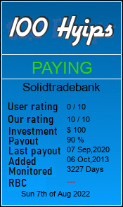 solidtradebank.com monitoring by 100hyips.com